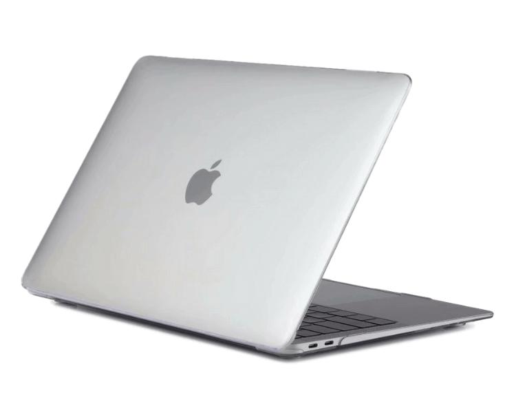 Macbook cover transparent gennemsigtigt