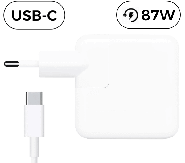 USB_C_oplader_macbook_87W