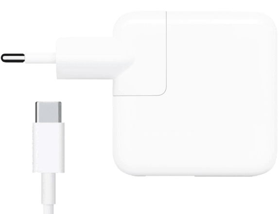 oplader til macbook air usb c